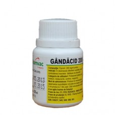 GANDACID 200 suspensie concentrata 50 ml