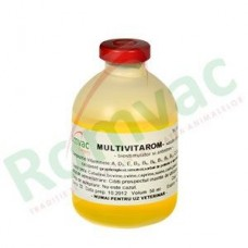 Multivitarom sol. inj. 50 ml