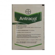Antracol 70 WP fungicid 20 gr