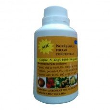 Folimax ingrasamant foliar 100 ml