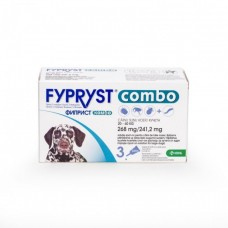 Fypryst Combo Dog L 268 mg (20 - 40 kg), 1pipeta