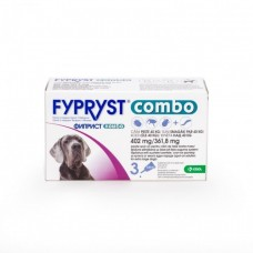 Fypryst Combo Dog XL 402 mg (40 - 60 kg), 1 pipeta