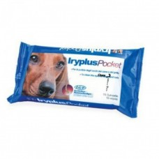 IRYPLUS WIPES-POCKET, 15 servetele umede