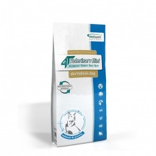 4T Veterinary Diet Dermatosis dog Somon & Cartof, 12 kg